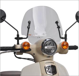cub 08 ウインドシールド 51cc 125cc 株式会社 旭精器製作所